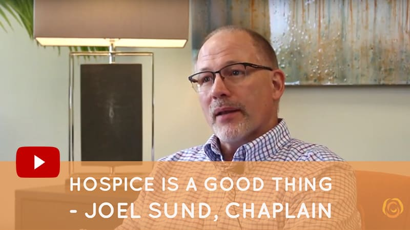 hospice is a good thing