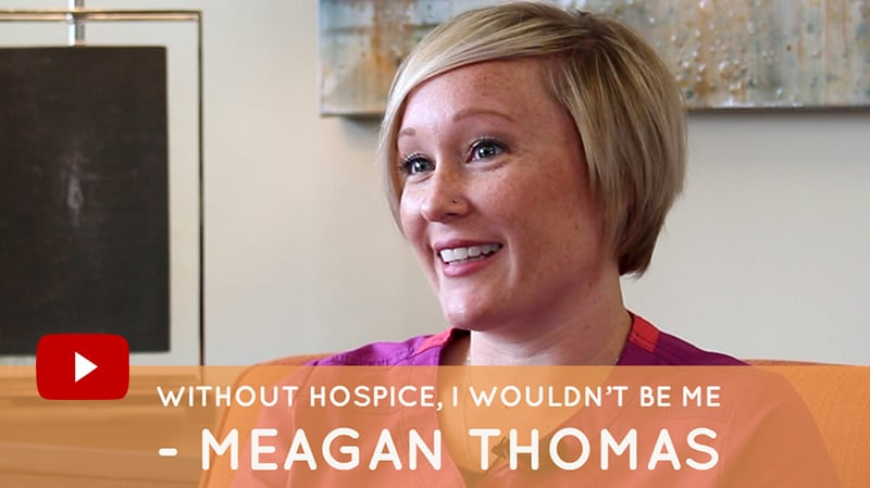 without hospice - meagan thomas