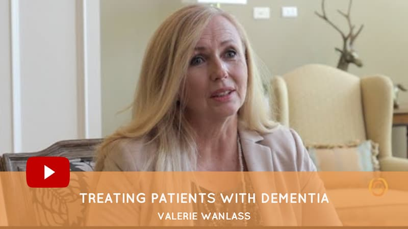 treating patients with dementia