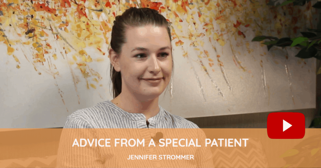 advice from a hospice patient
