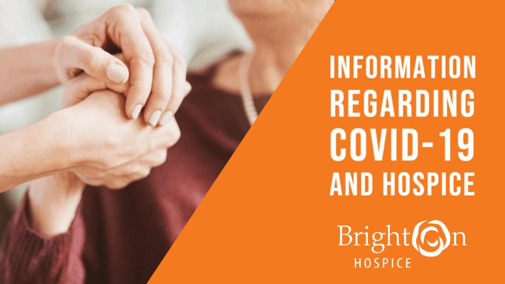 Hospice COVID-19 Info
