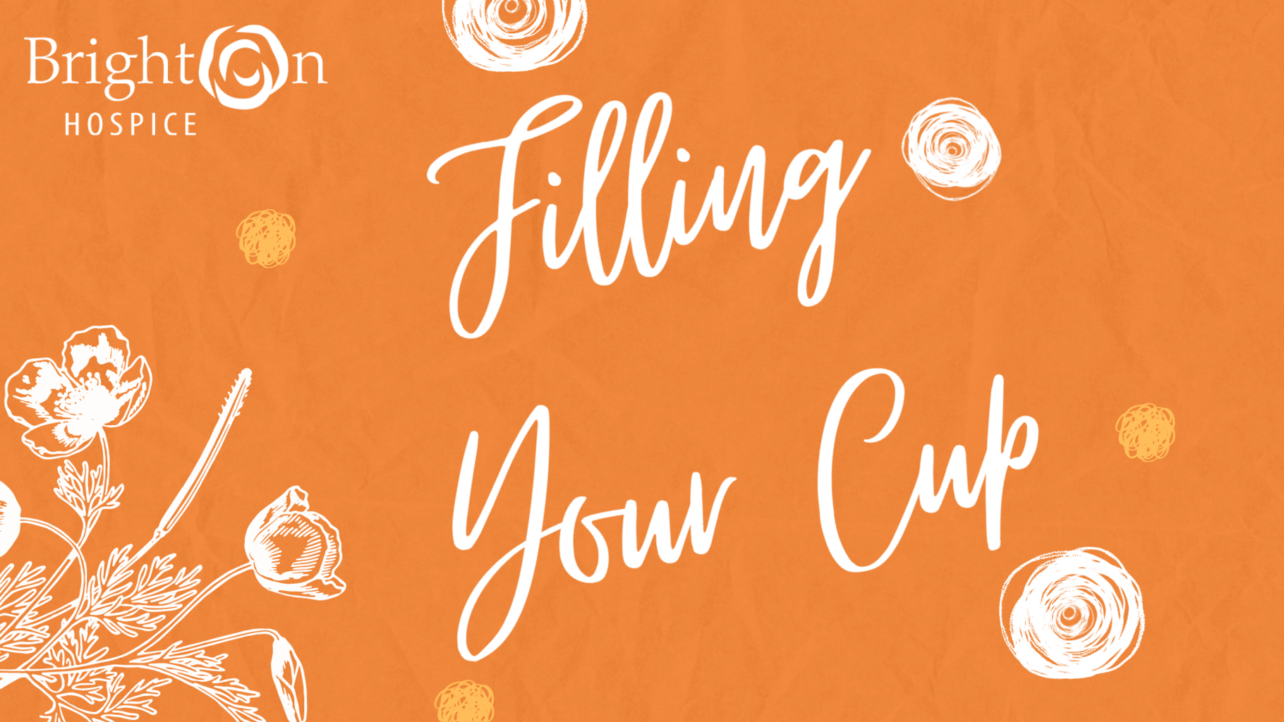 filling your cup