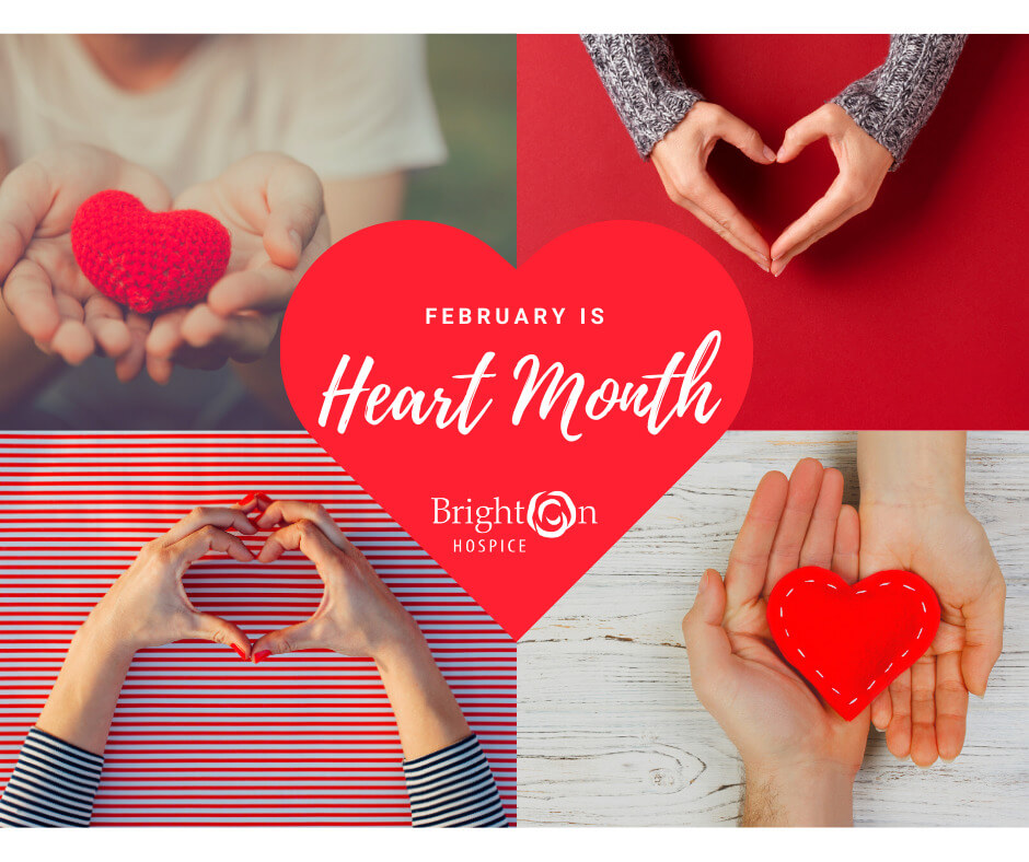 Heart Month   FB Post